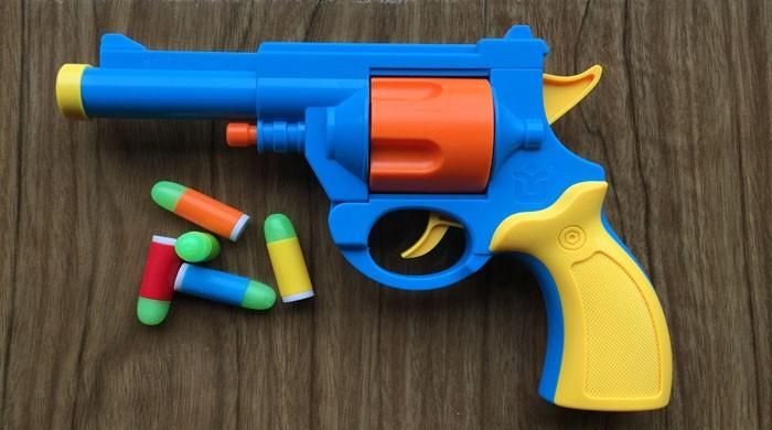Manufacturing, sale of toy guns banned in Sindh