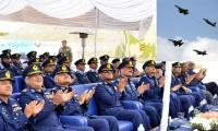 PAF raises new multirole squadron equipped with JF-17 Thunder aircraft