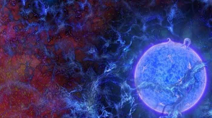 Evidence of universe's earliest-known stars detected