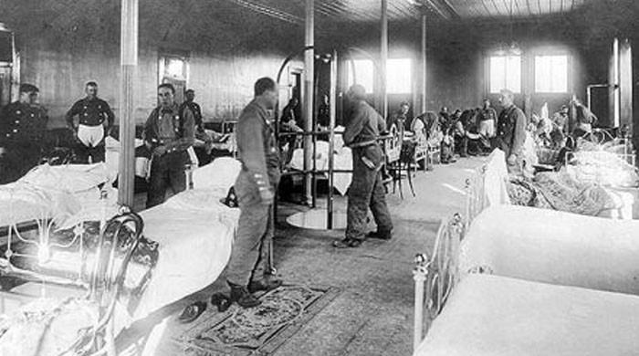 Spanish flu: more deadly than World War I