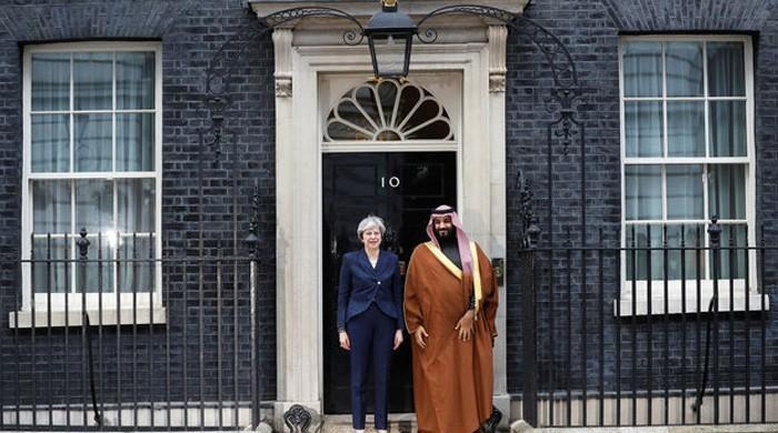 英国和沙特阿拉伯签署价值超过20亿美元的交易