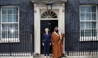 UK and Saudi Arabia sign deals worth more than $2 bln