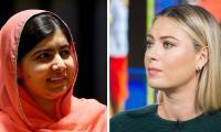 Maria Sharapova says she loved Malala's Netflix interview