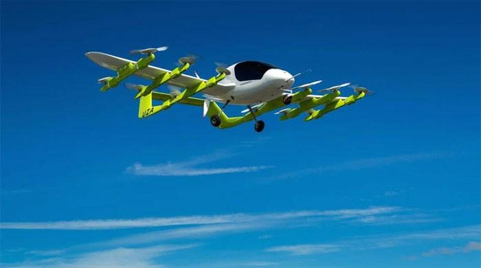 Self-piloted flying taxis being tested in New Zealand