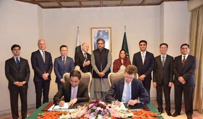 蚂蚁金融与Telenor达成协议,推动巴基斯坦的金融服务