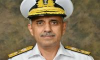 Commodore Ahmed Fauzan promoted to rank of Rear Admiral