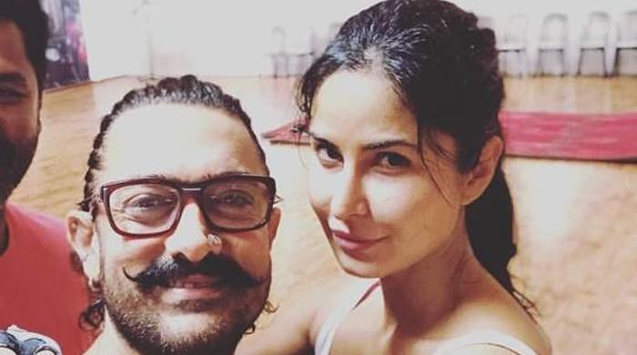 Katrina posts video on Instagram to wish Aamir Khan birthday