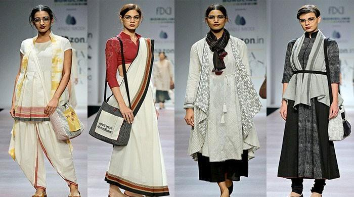 Amazon India Fashion week highlights endless aesthetics