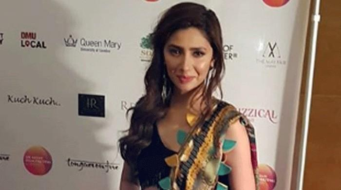 Mahira Khan honoured at UK Asian Film Festival