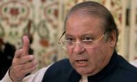Everybody knows who is behind Sadiq Sanjrani: Nawaz Sharif