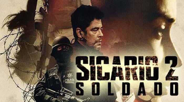 Trailer released for 'Sicario 2: Solado'
