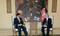 Pakistan NSA, Afghan Chief Executive discuss peace offer to Taliban in Kabul meeting