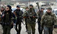Turkish-led forces in control of Syria´s Afrin city
