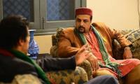 Singer Salman Ahmad fears reptiles surround Imran Khan