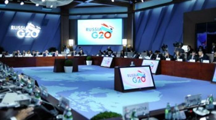 美国,中国在G20会议上屈指可数