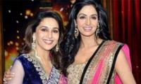 Jhanvi thanks Madhuri for replacing Sridevi in Karan Johar's next movie