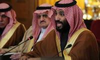On eve of Trump-Saudi meeting, Riyadh calls Iran nuclear deal flawed