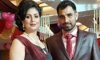 巴基斯坦女子为什么在迪拜与印度板球运动员沙米见面?
