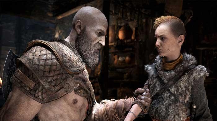 '战神'PS4版本揭示惊心动魄的亮点