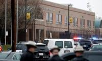 Two wounded in Maryland school shooting; student gunman dies