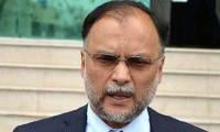 PML-N to decide Nisar's political future in the party: Ahsan Iqbal