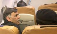 Rao Anwar refuses to pose for selfie with passengers on flight to Karachi