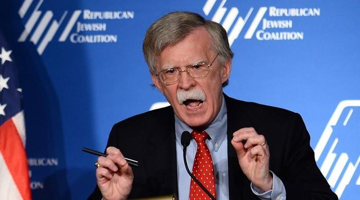 特朗普斧头麦克马斯特,名叫鹰博尔顿担任国家安全顾问