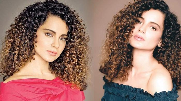 宝莱坞的大胆而美丽的Kangana Ranaut变成了31岁