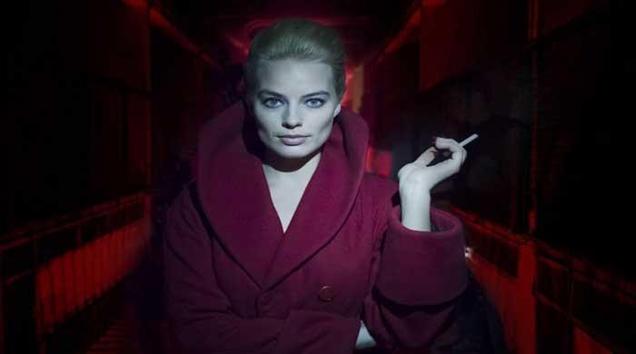 """拖车Margot Robbie的黑色惊悚片""""终端""""已经出炉"""