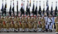 Impressive Pakistan Day parade in Islamabad