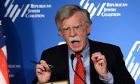 Trump axes McMaster, names hawk Bolton as national security advisor
