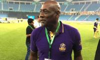 Vivian Richards elated to be back in Karachi again