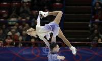 Ageless ice queen Savchenko hits new heights at worlds