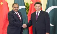 Chinese President, PM extend warm wishes on Pakistan Day