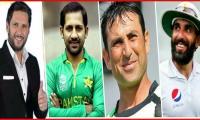 Four cricketers awarded Sitara-e-Imtiaz on Pakistan Day