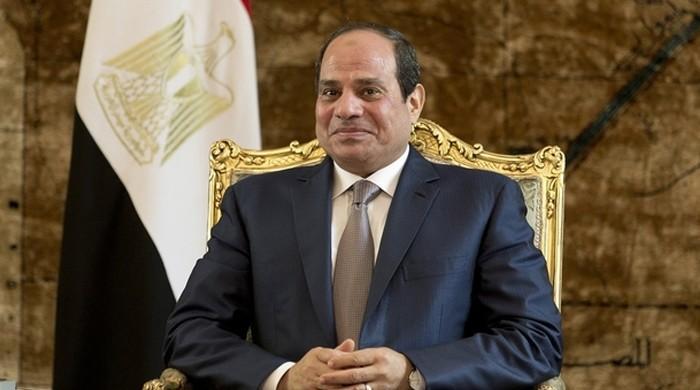 埃及人周一投票,斯西连任保证