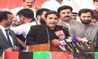 Bilawal lambastes PTI, PML-N, JUI-F in Bannu rally
