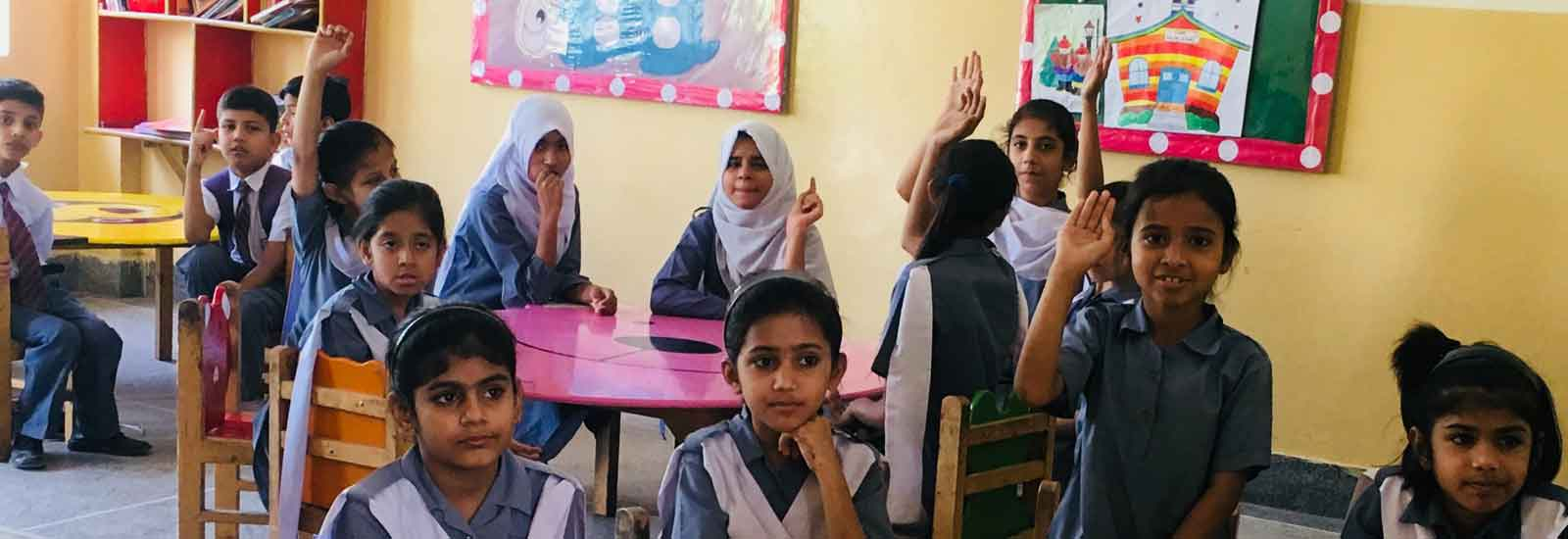 Education for all: How a Pakistani-Canadian is transforming lives in Karachi