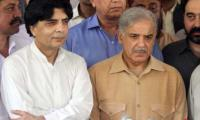 Shahbaz intervenes to win over angry Nisar
