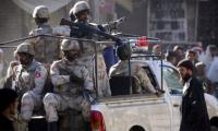 Security forces kill two terrorists in Balochistan