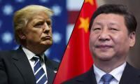China hits back after Trump threatens $100 bn in tariffs
