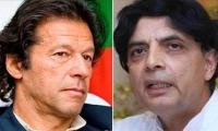 Angry Nisar likely to join Imran Khan's PTI