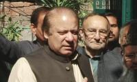 Nawaz Sharif plays down defections