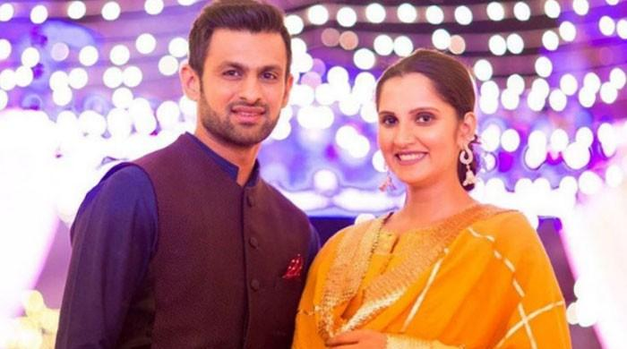 Hy 8th Wedding Anniversary Sania And Shoaib Sports Thenews Pk