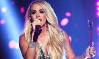 Netizens react to Carrie Underwood's ACM performance post-gruesome face injury