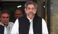 PM Abbasi arrives in London to attend C'wealth summit