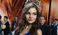 18-year-old Miss Russia named 'most beautiful woman in country'