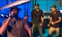 Virat Kohli and Harbhajan dancing with Dwayne Bravo is all you need to watch today