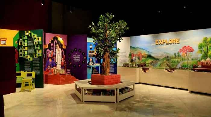 Pakistan's first-ever digital museum launched in Lahore