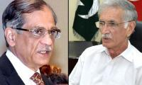 Chief Justice of Pakistan summons KP Chief Minister Pervaiz Khattak
